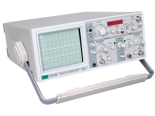 20 MHz (With Frequency Counter) Analog Oscilloscope