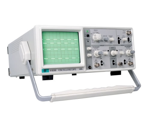 30 MHz Analog Oscilloscope