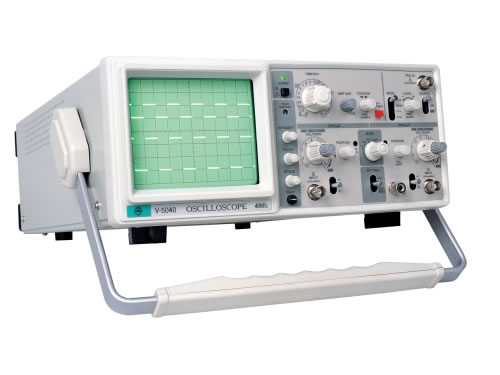 40MHz Analog Oscilloscope