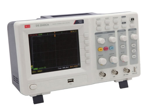 40 MHz Digital Storage Oscilloscope
