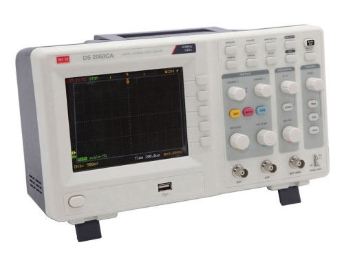 60 MHz Digital Storage Oscilloscope