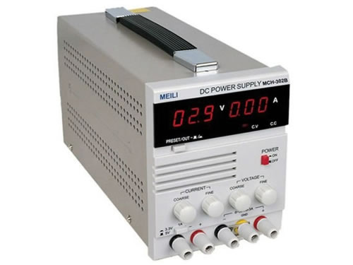 Single Output Linear Power Supply