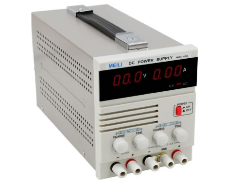 Single Output Linear Power Supply (0-30V/0-5A)