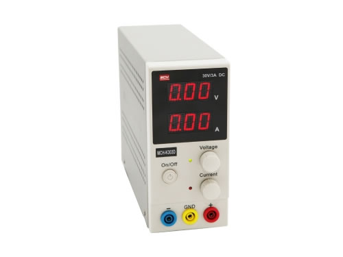 Single Output Switching Mode Power Supply (0-30V/0-3A)