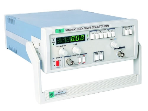 2 MHz Low Frequency Signal Generator