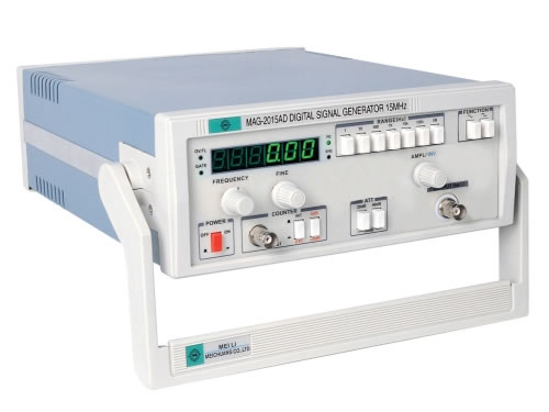 15 MHz Low Frequency Signal Generator