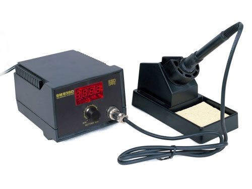 SM-936D Temperature Controlled Soldering Station